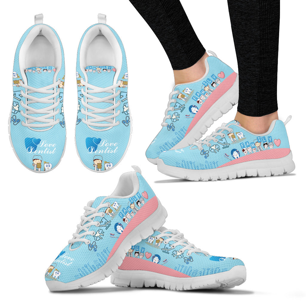 Dentist Shoes Women's Sneakers
