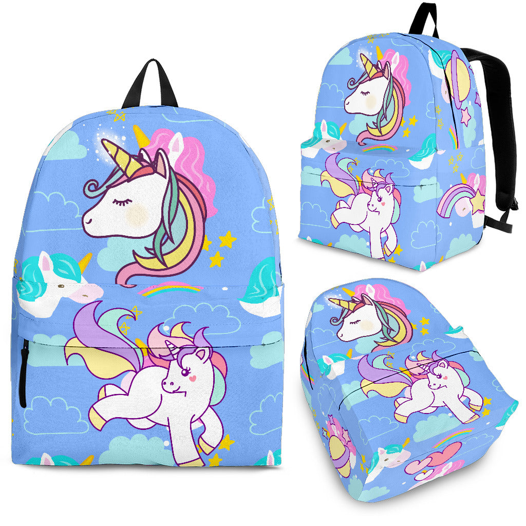 Unicorn Backpack Outdoor Backpack Bags Day Backpacks