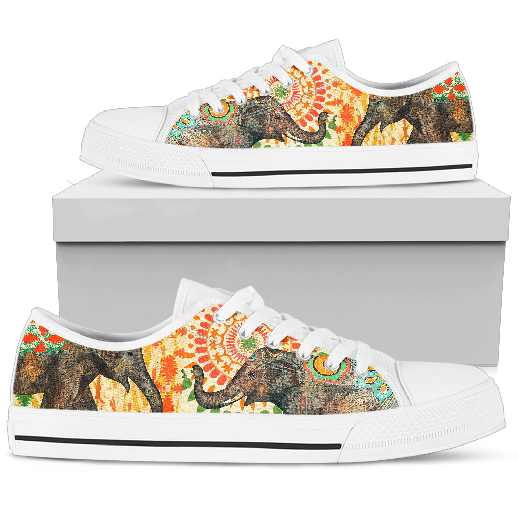 Elephant Shoes Elephant Men's Low Top Shoe