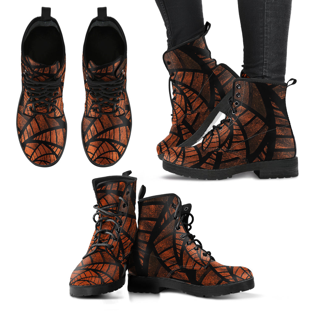Tribal Boots Women's Leather Boots