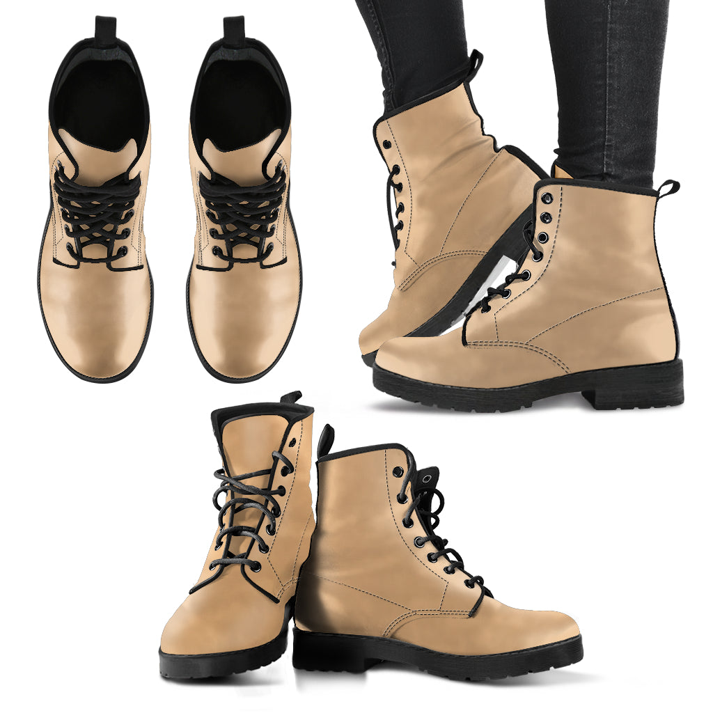 Tan Boots Women Women's Leather Boots