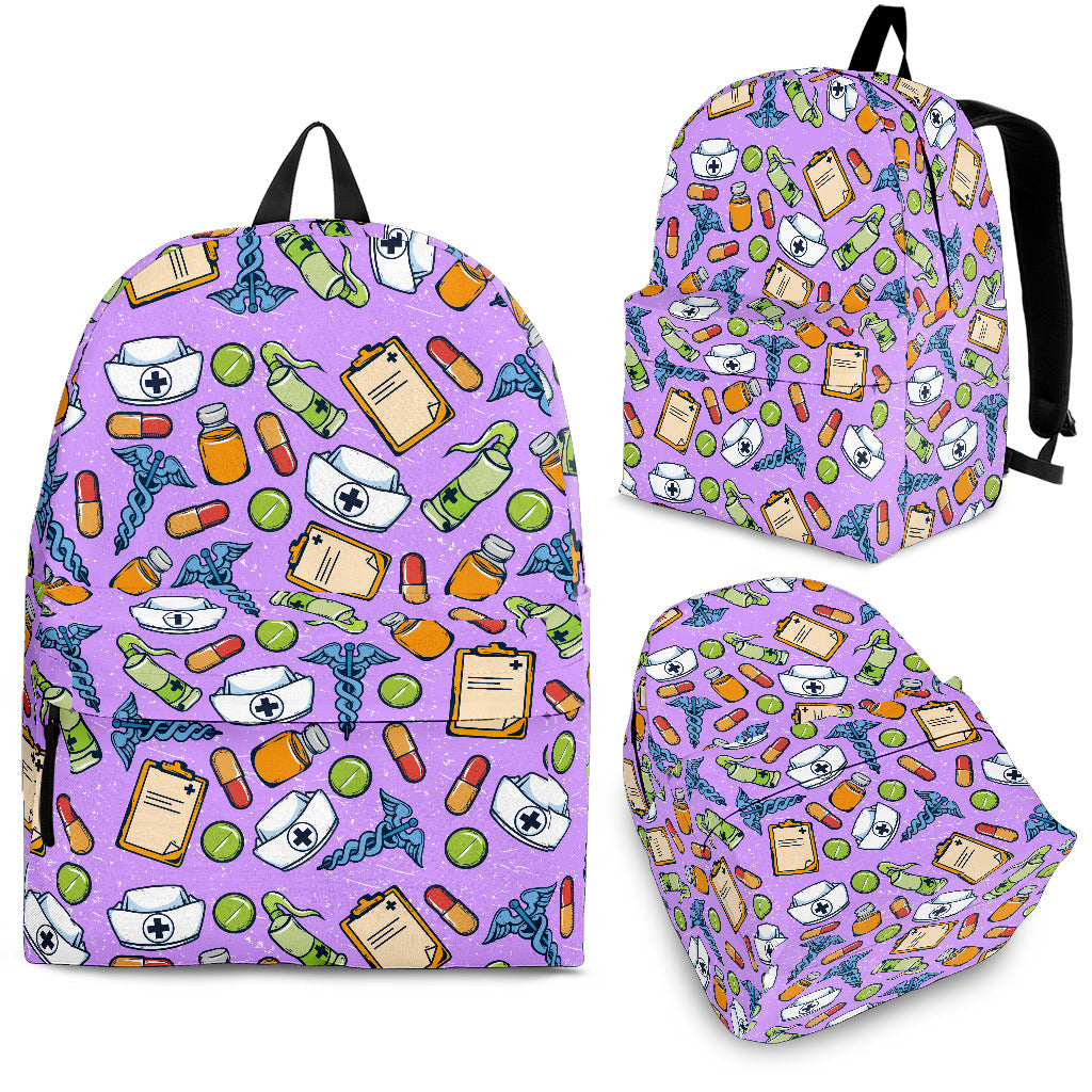 Pharmacy Backpack Outdoor Backpack Bags Day Backpacks