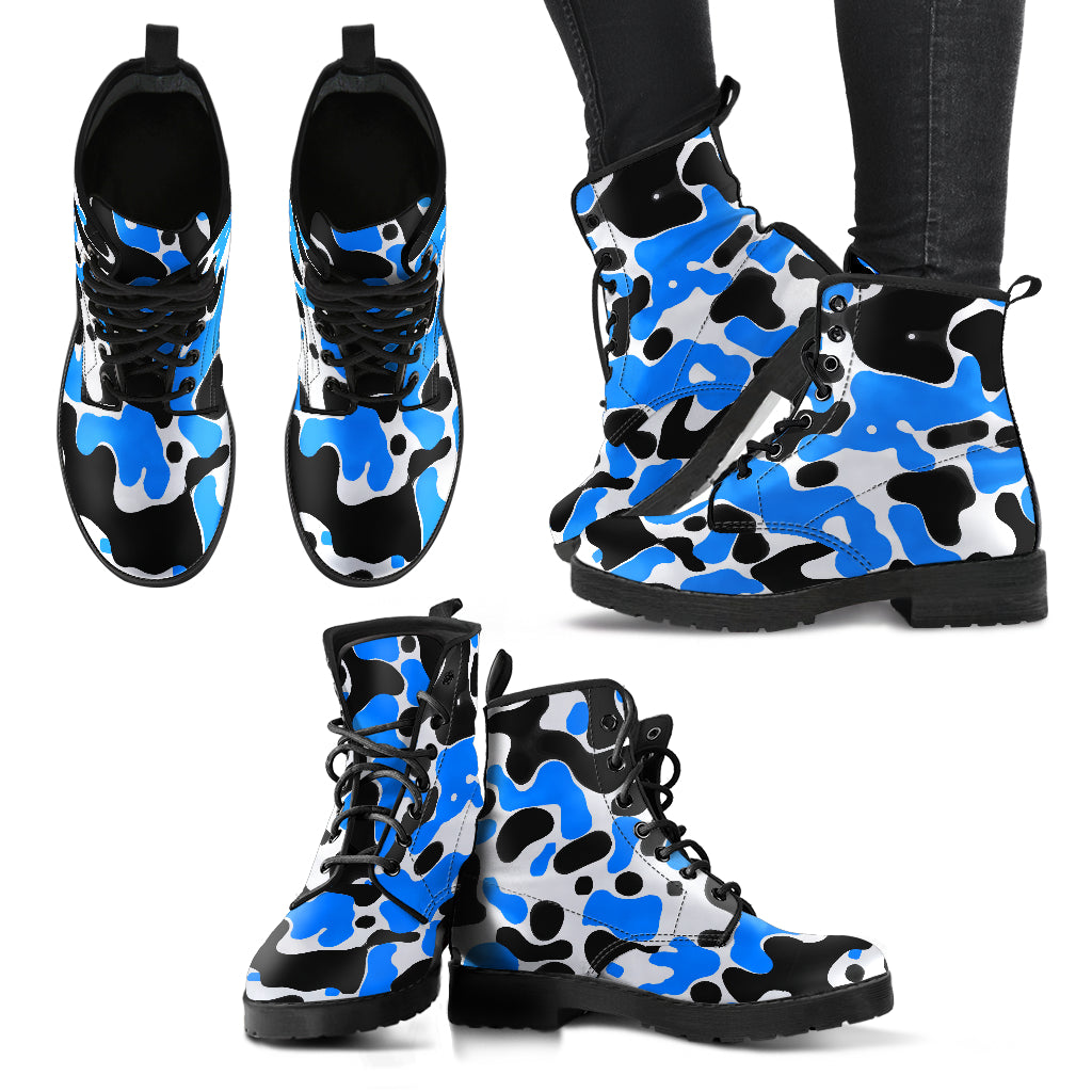Camouflage Boots Womens Camo Boots