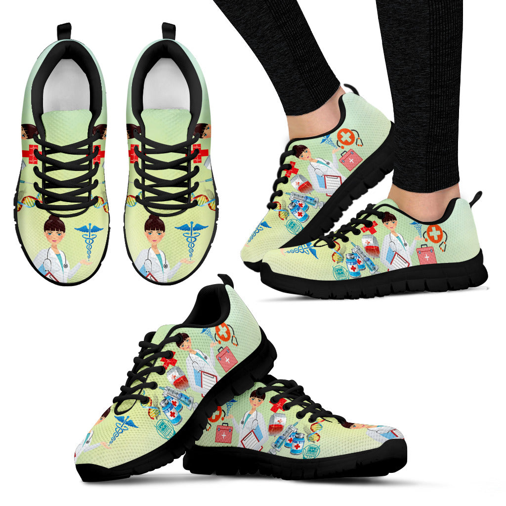 Doctor Shoes Women's Sneakers