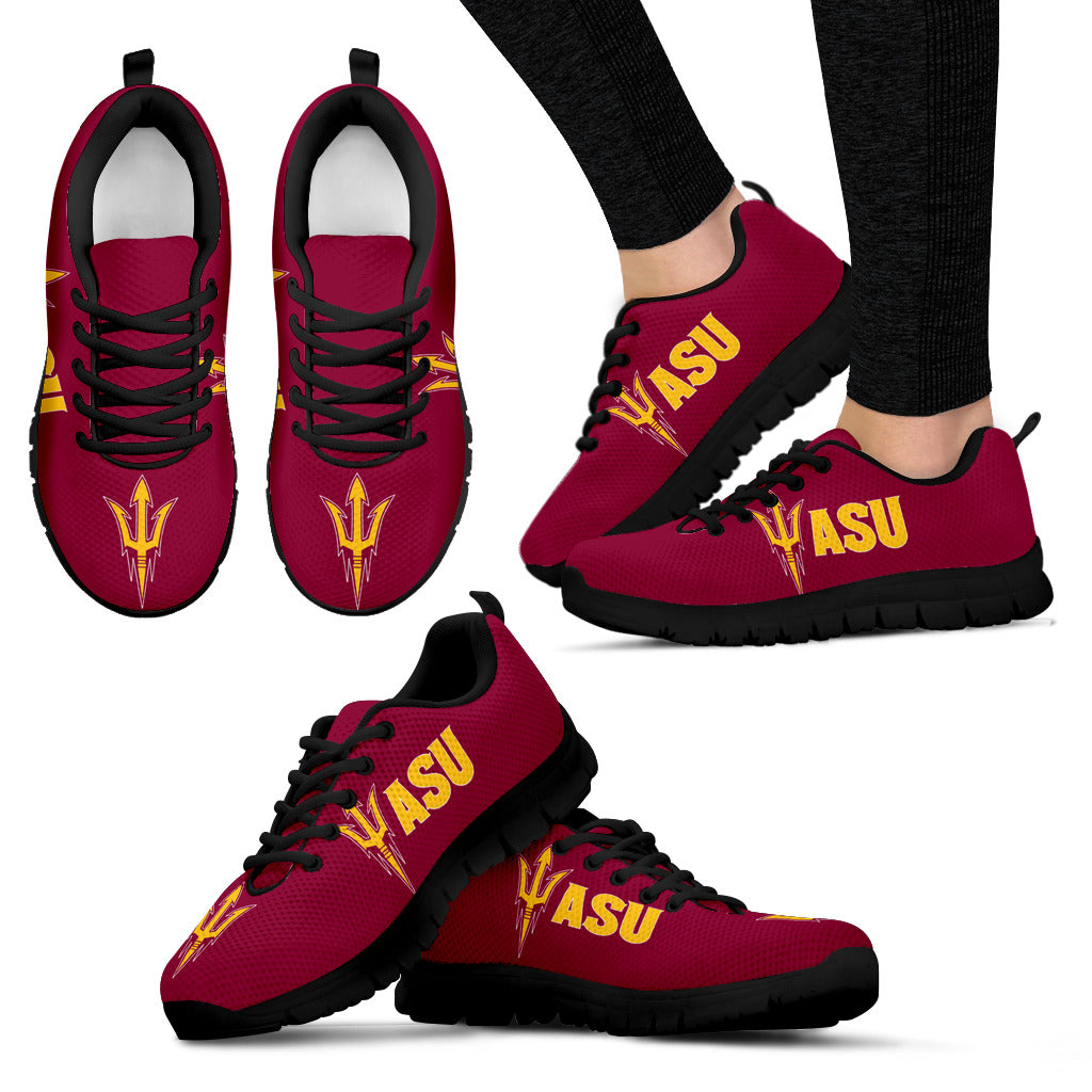 Sun Devils Shoes Women Sneakers