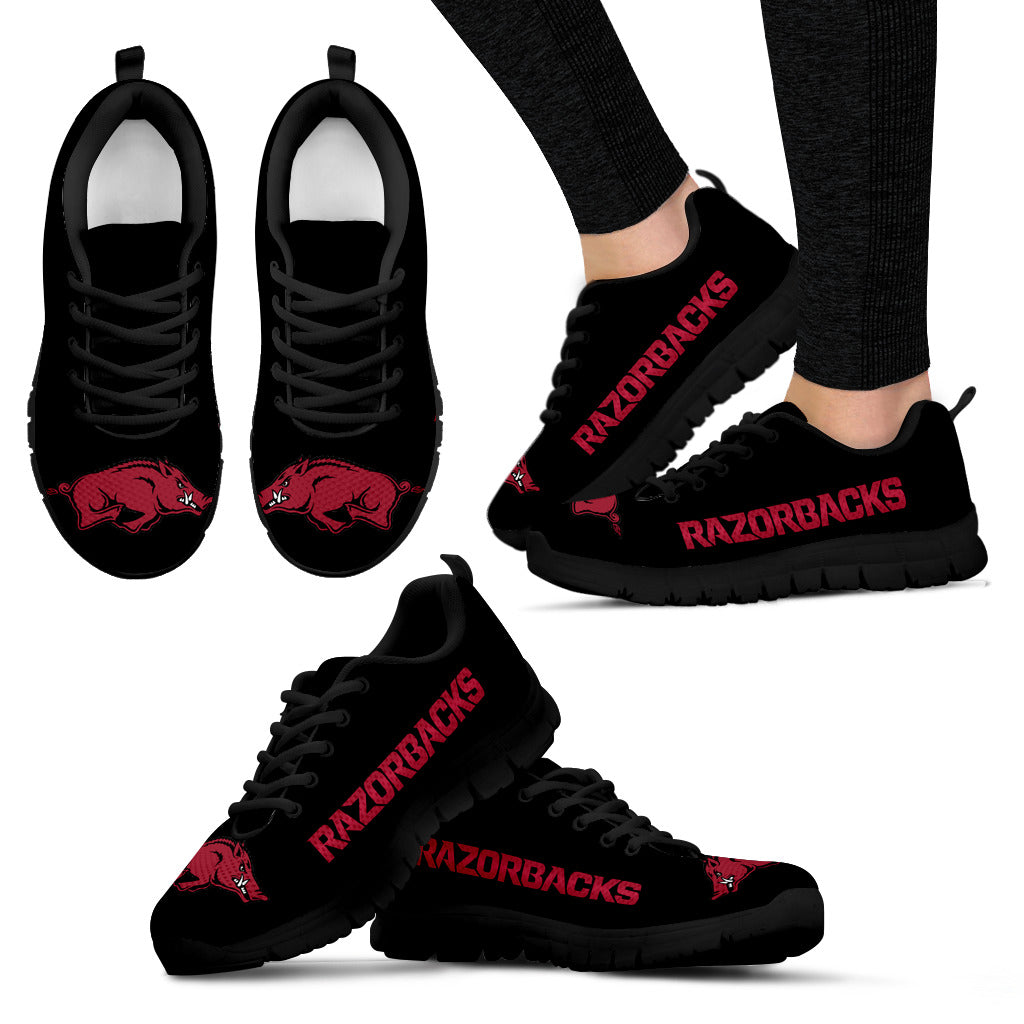Razorbacks Shoes Women's Sneakers