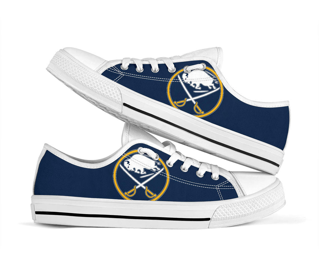 Buffalo Sabres Low Top Shoes