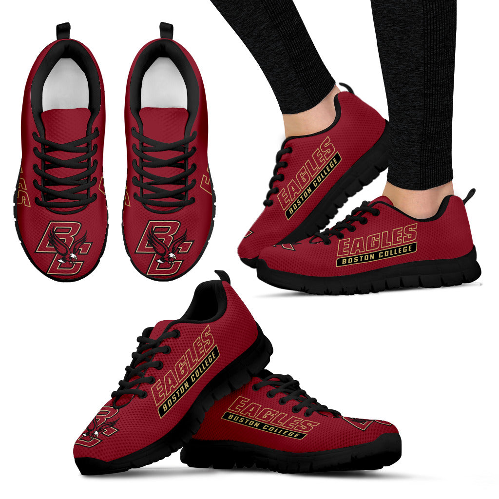 Boston College Eagles Shoes Women Sneakers