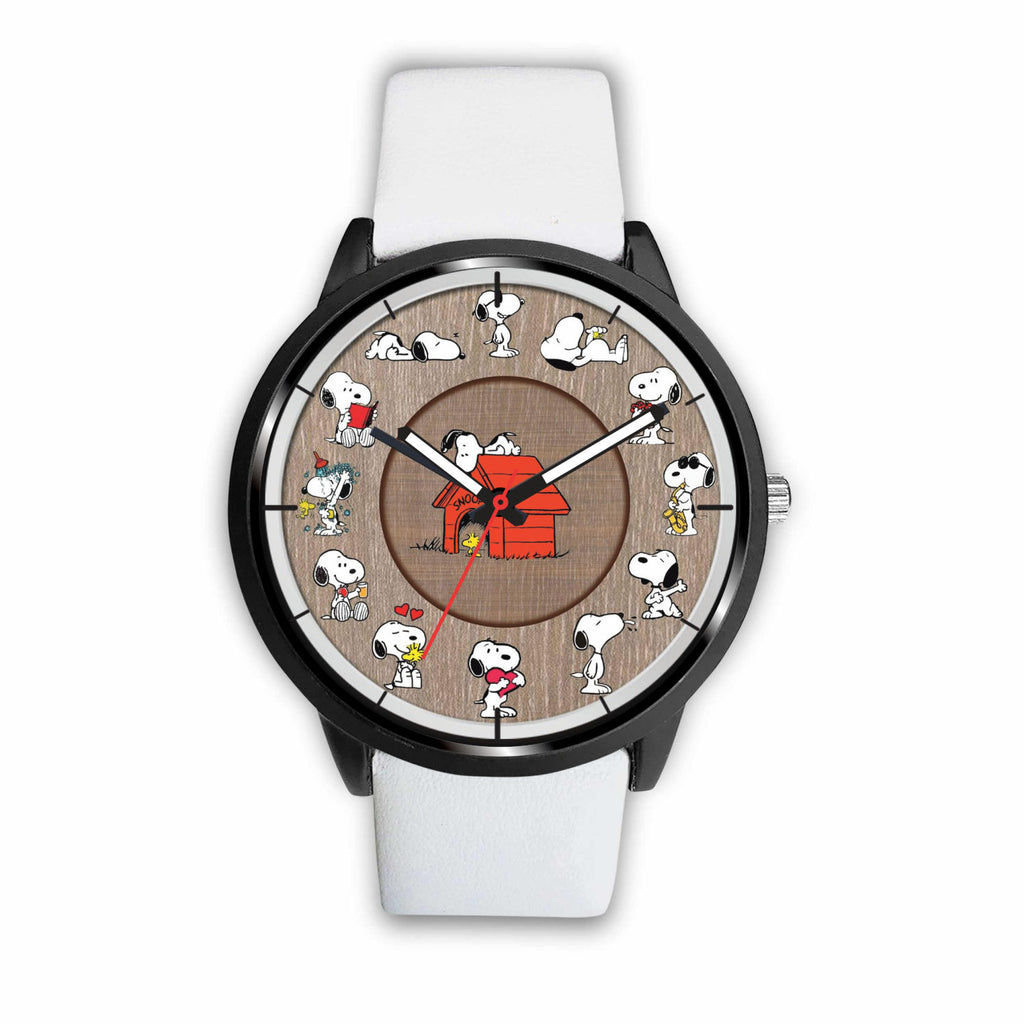 Snoopy Time Watch Watches for Men Women