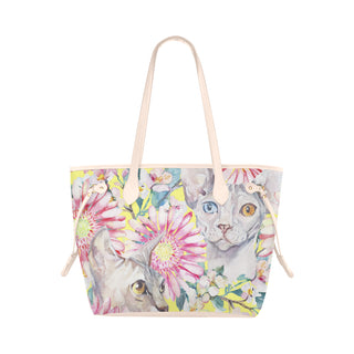 Sphinx Blooming Tote Bag