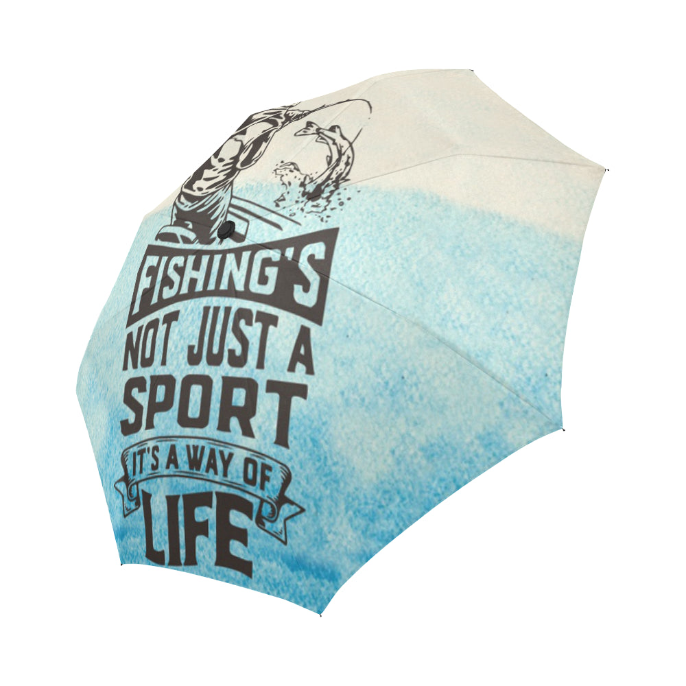 Fishing Automatic Foldable Umbrella