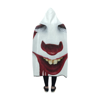 It Chapter Two Pennywise Hooded Blanket