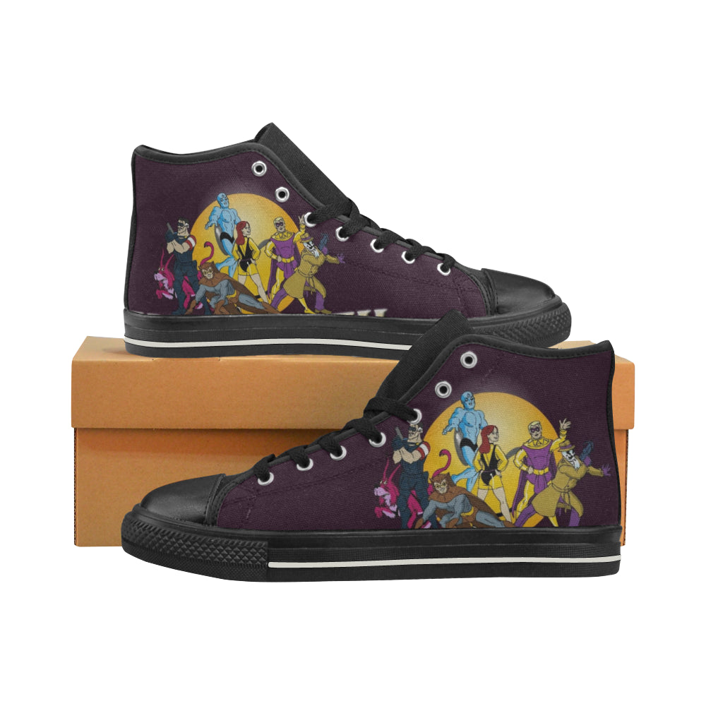 Watchmen Shoes