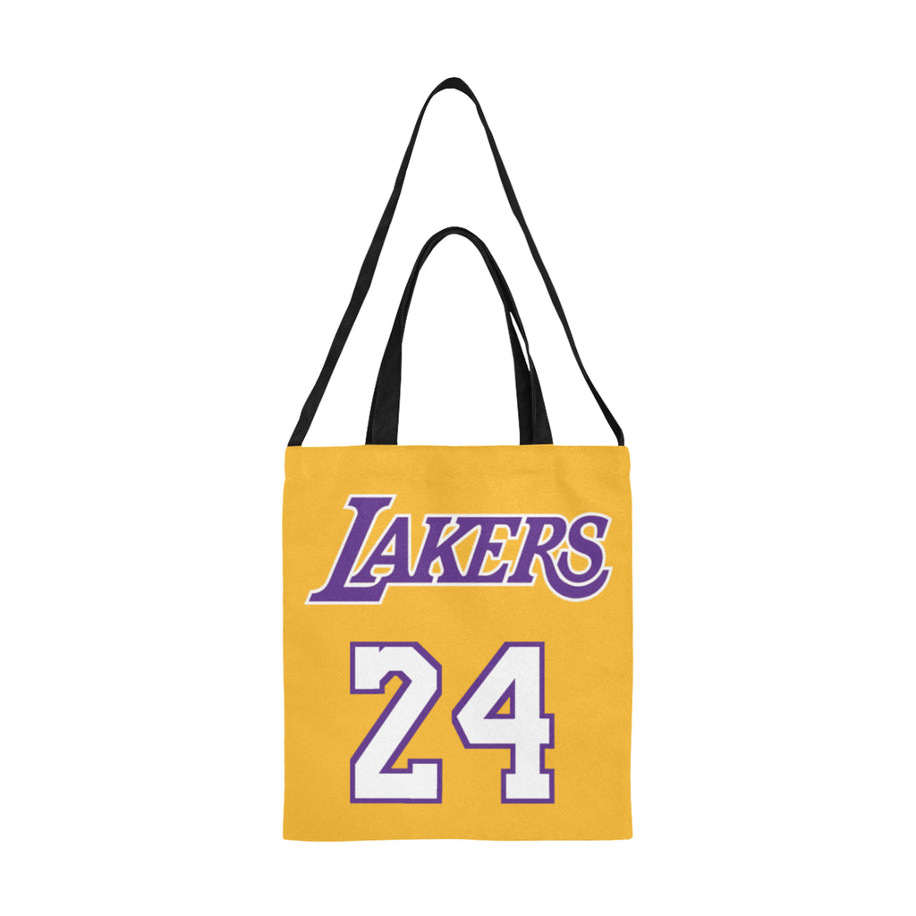Kobe Bryant All Over Print Canvas Tote Bag