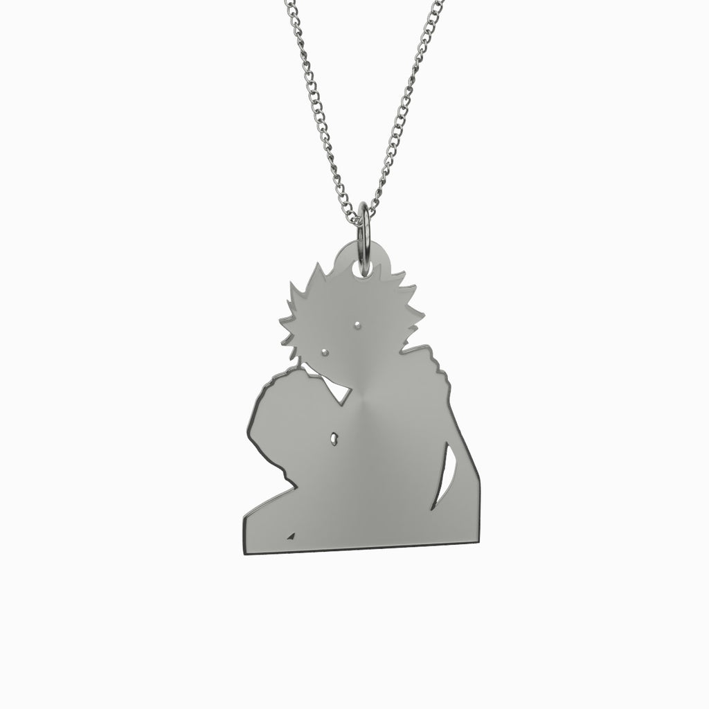 Fairy Tail Necklace Necklace 925 Sterling Silver Pendant