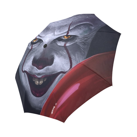 It Chapter Two Pennywise Automatic Foldable Umbrella