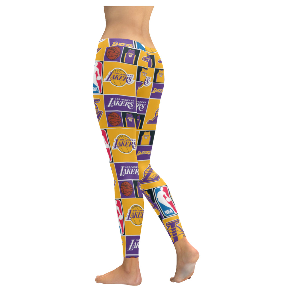 Lakers Leggings
