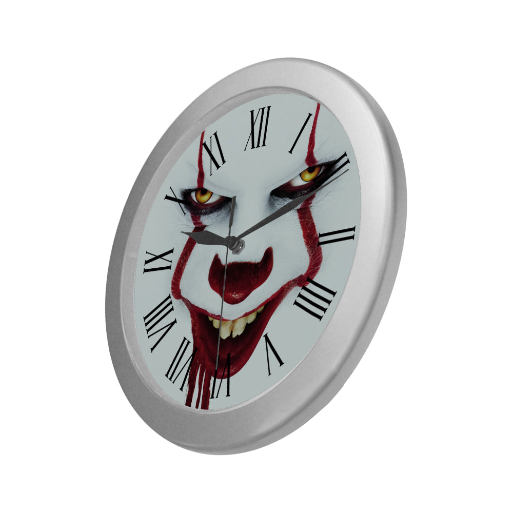 It Chapter Two Pennywise Wall Clock