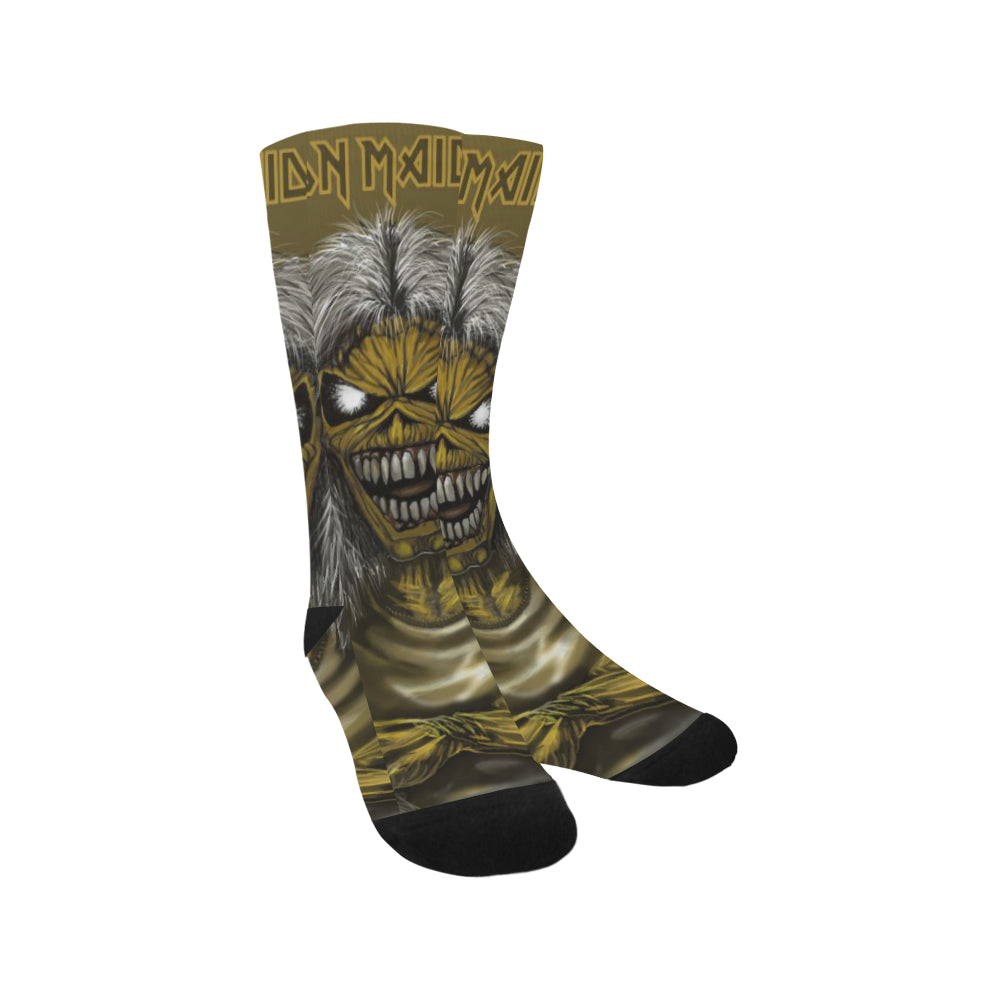 Iron Maiden Socks