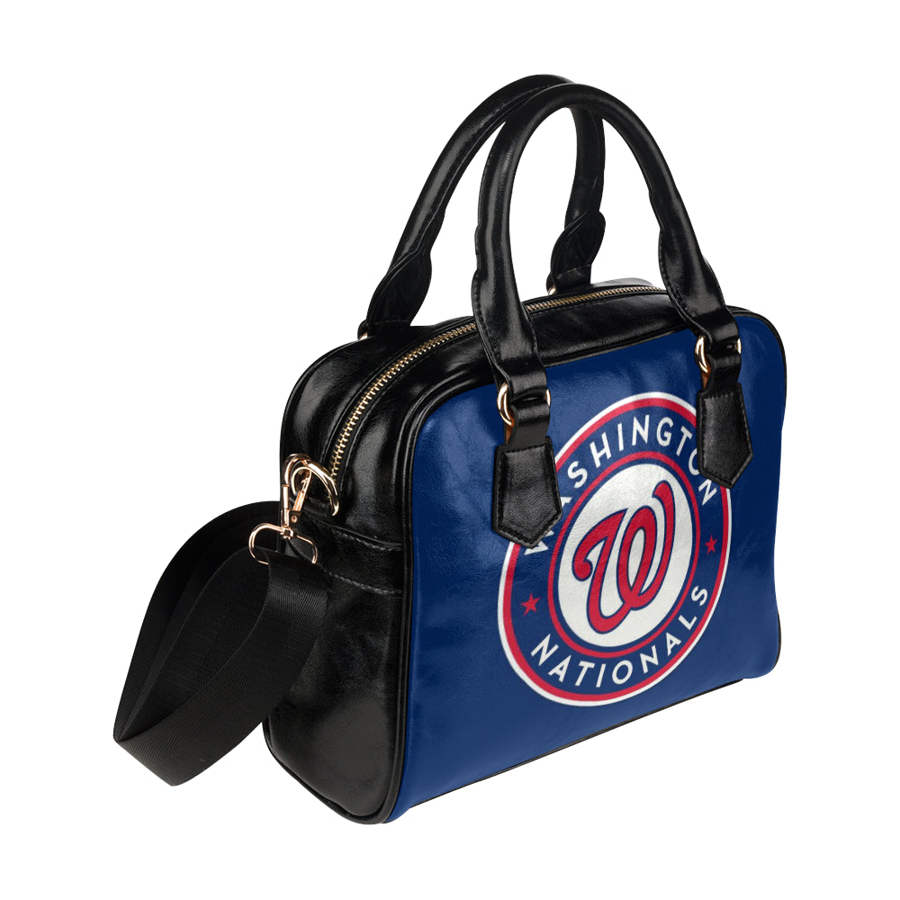 Washington Nationals Shoulder Handbag
