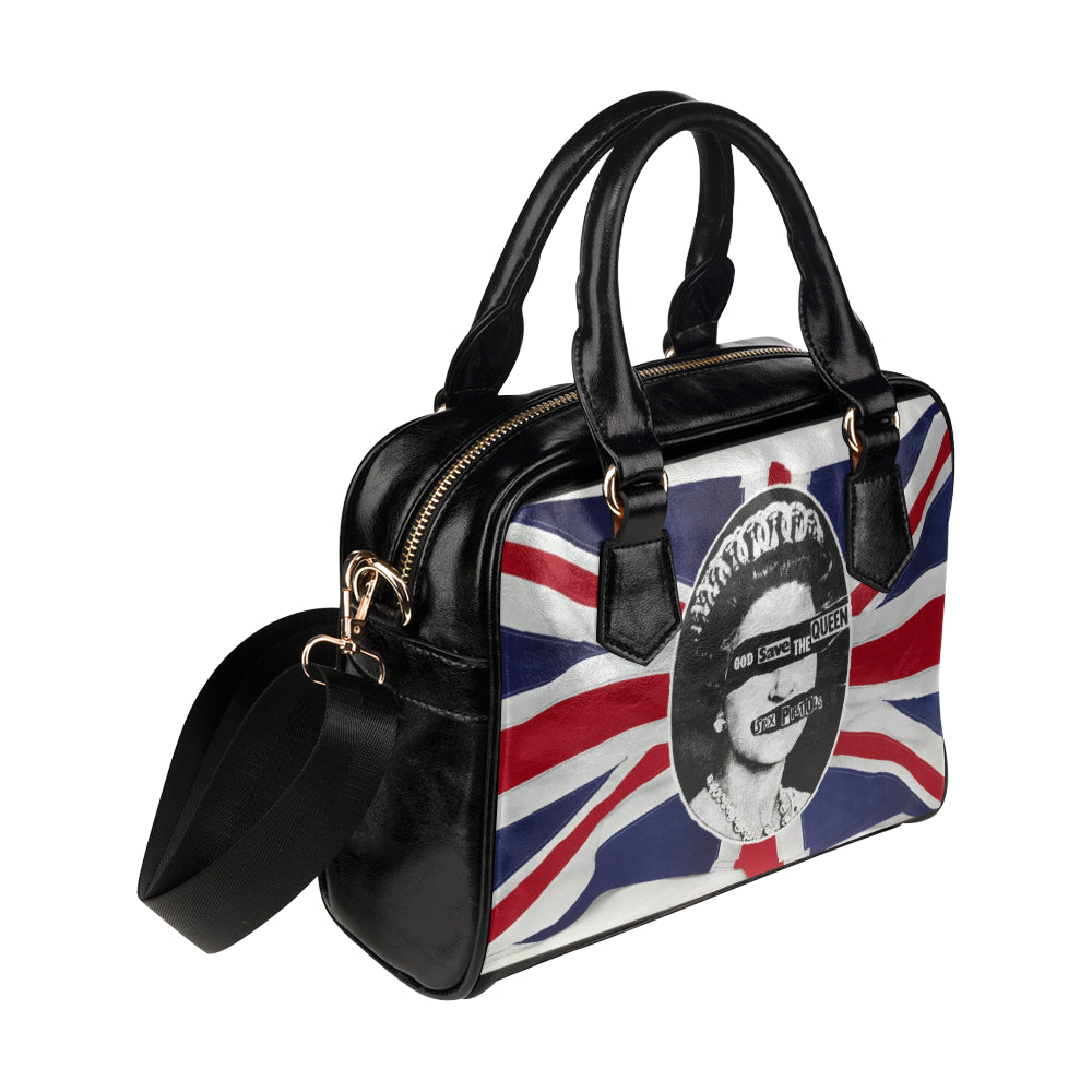 The Sex Pistols Shoulder Handbag