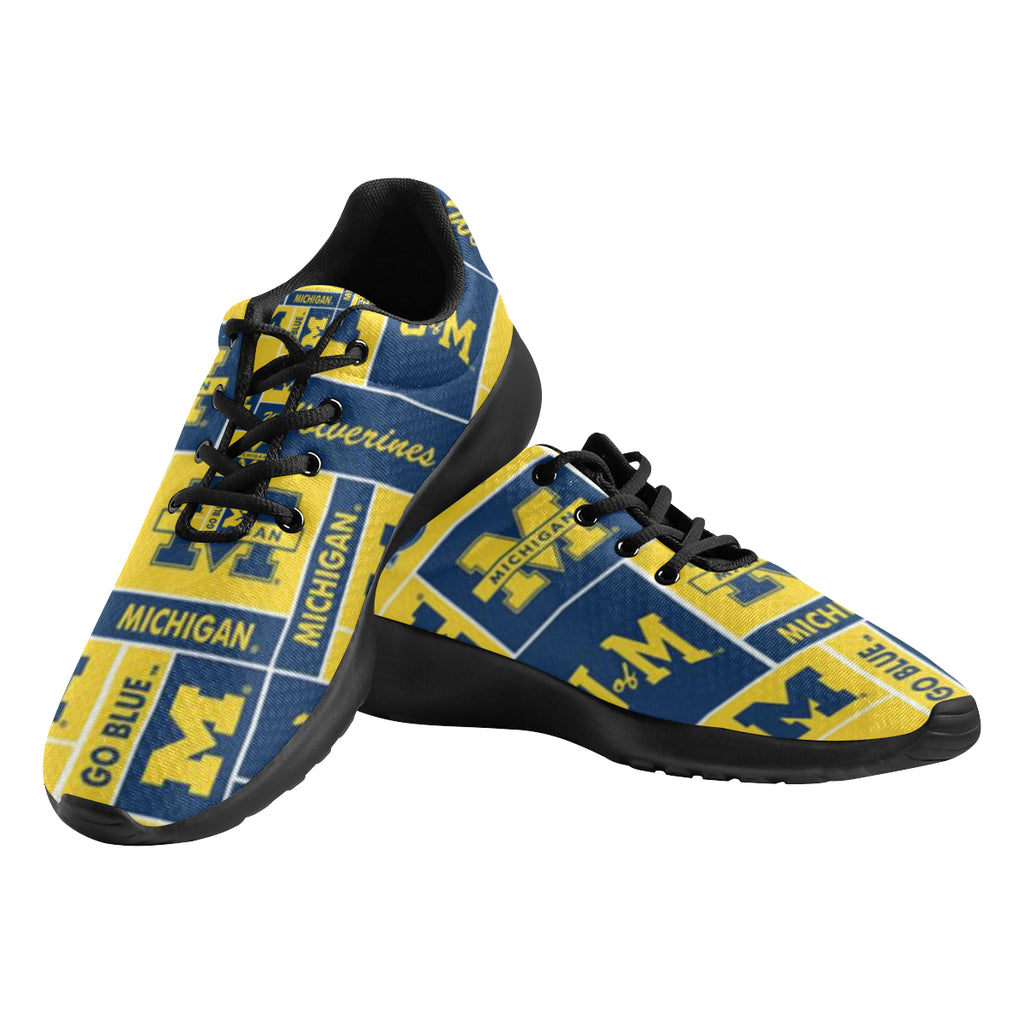 Michigan Wolverines Men's Athletic Shoes