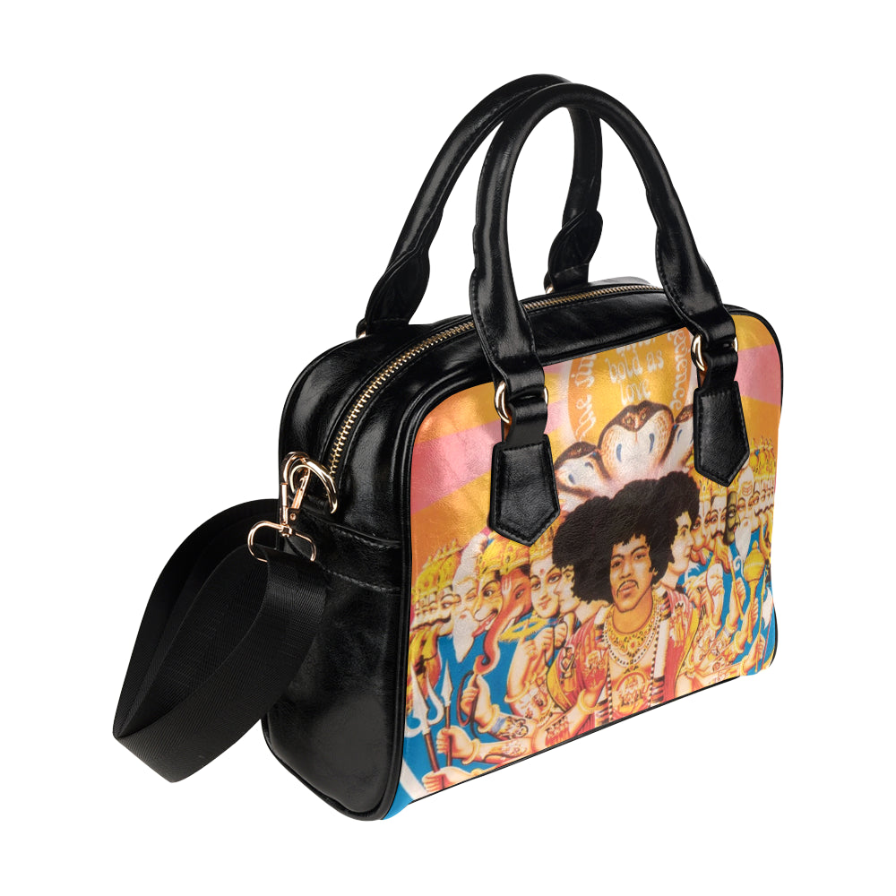 Jimi Hendrix Shoulder Handbag