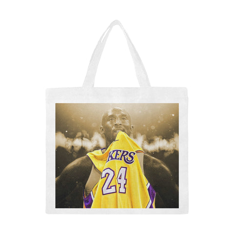 Kobe Bryant Canvas Tote Bag/Large (Model 1702)