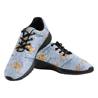 Abyssinian Cat Sneakers Sport Shoes for Women