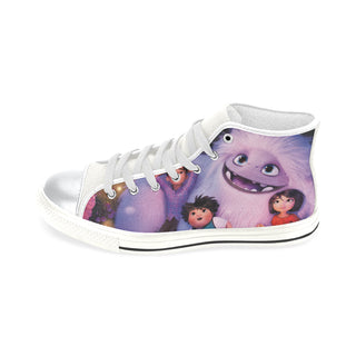 Abominable Aquila High Top Kid's Shoes
