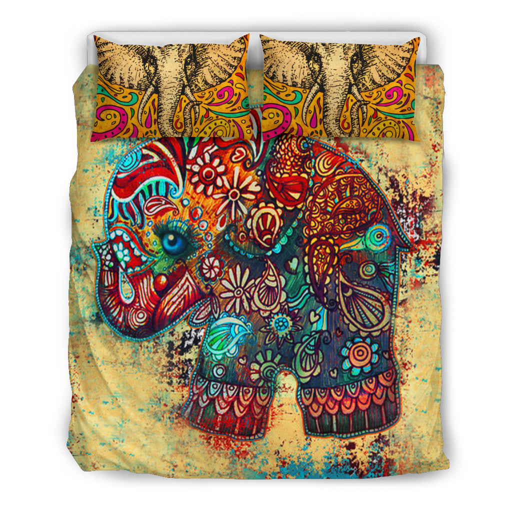 Elephant Bedding Set