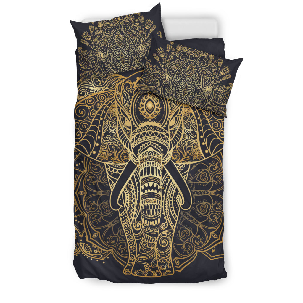 Elephant Duvet Cover Elephant Bedding Set