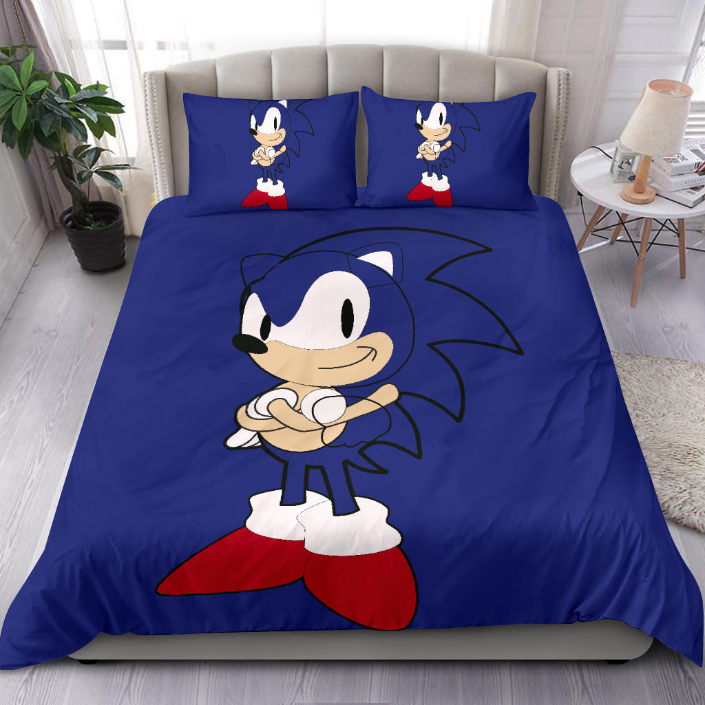 Sonic the Hedgehog Bedding Set
