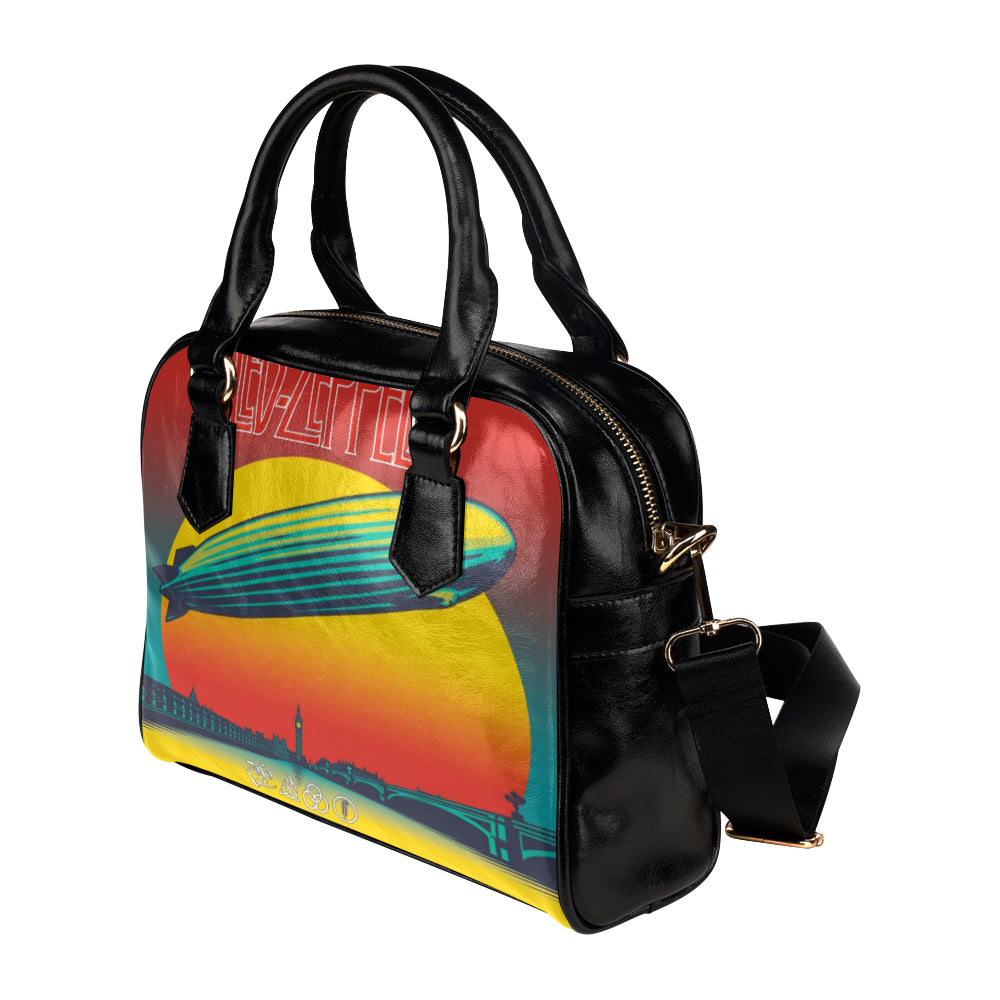 Led Zeppelin Shoulder Handbag