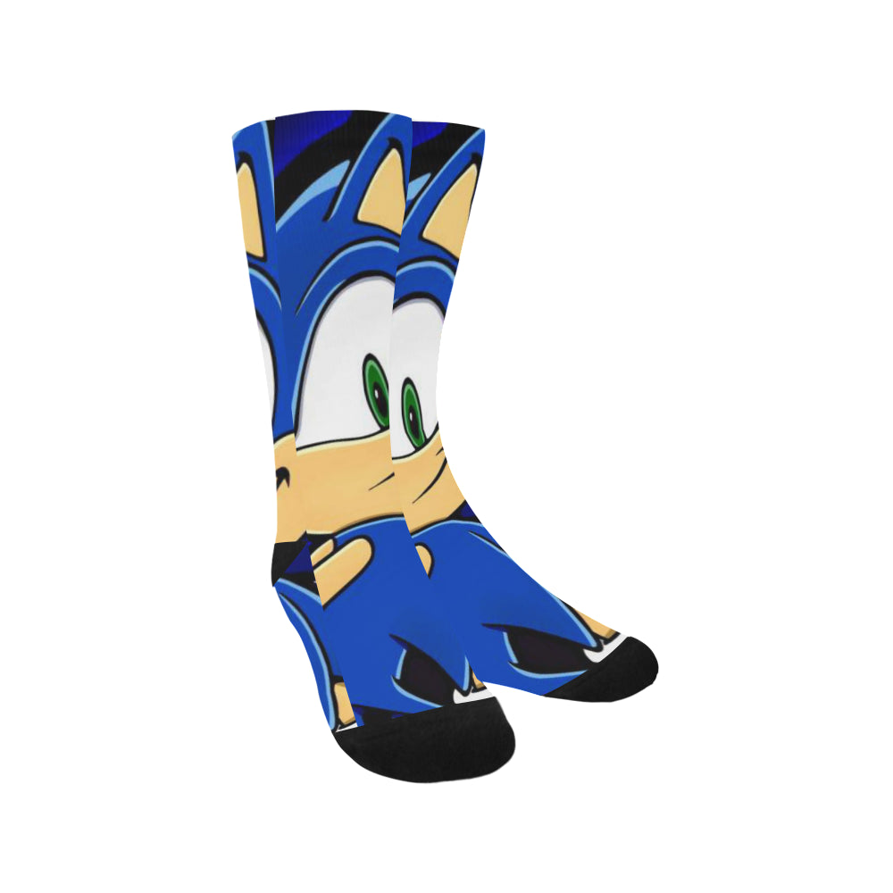 Sonic The Hedgehog Socks