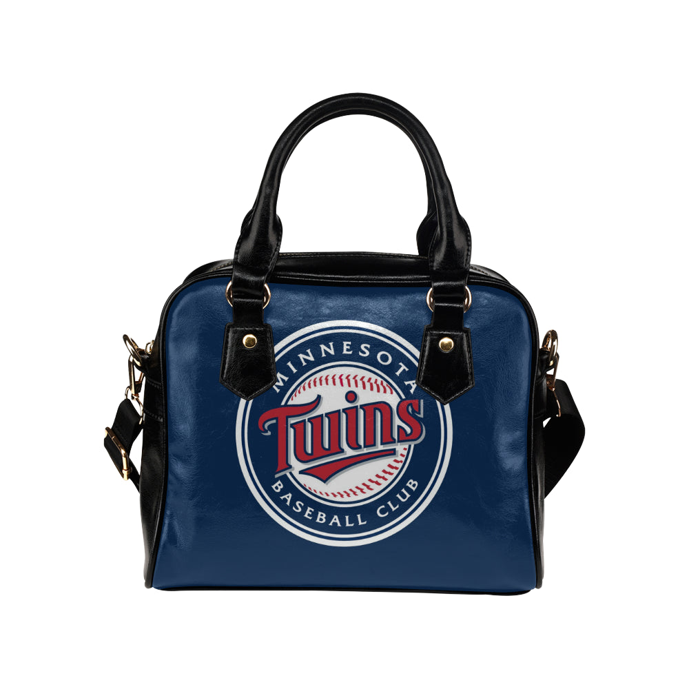 Minnesota Twins Shoulder Handbag