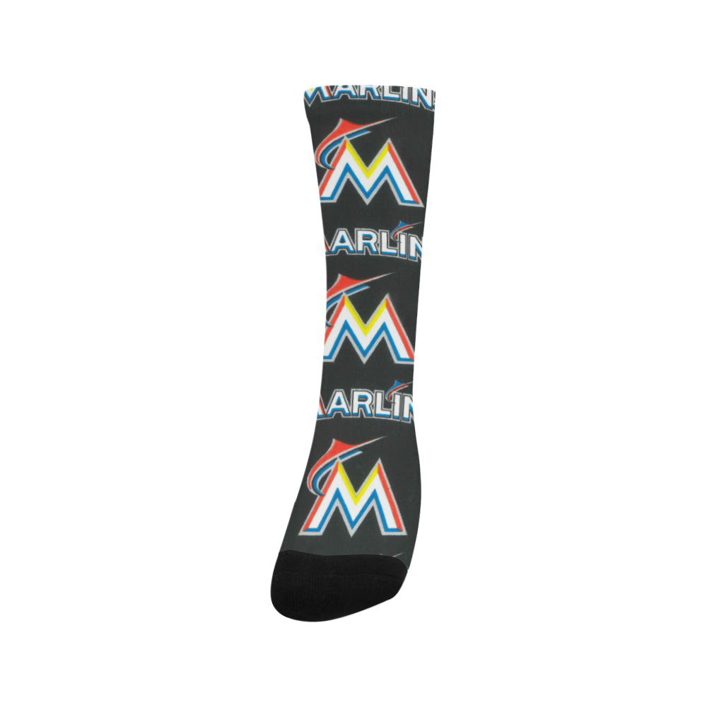 Miami Marlins Socks