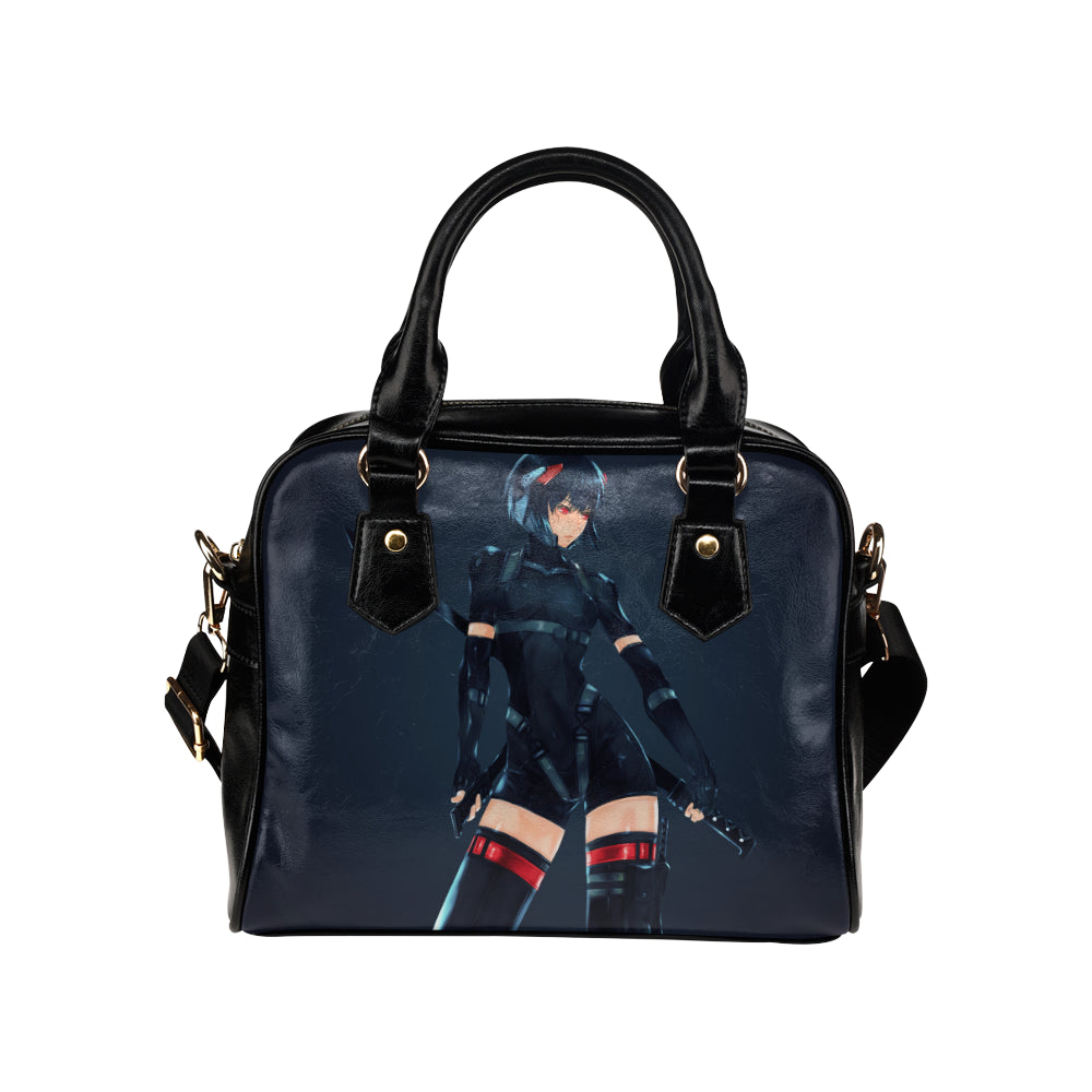 Motoko Kusanagi Ghost in the Shell Handbag