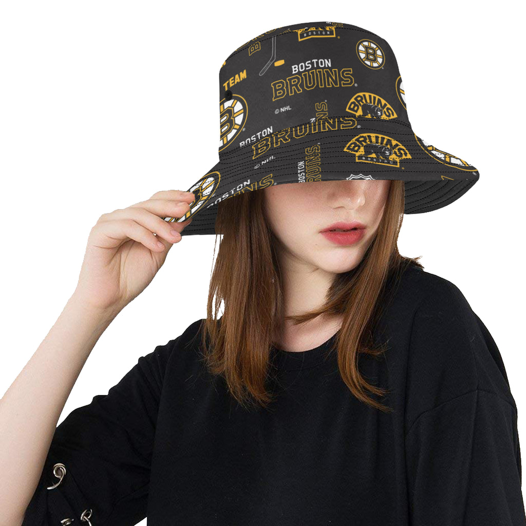 Boston Bruins Bucket Hat