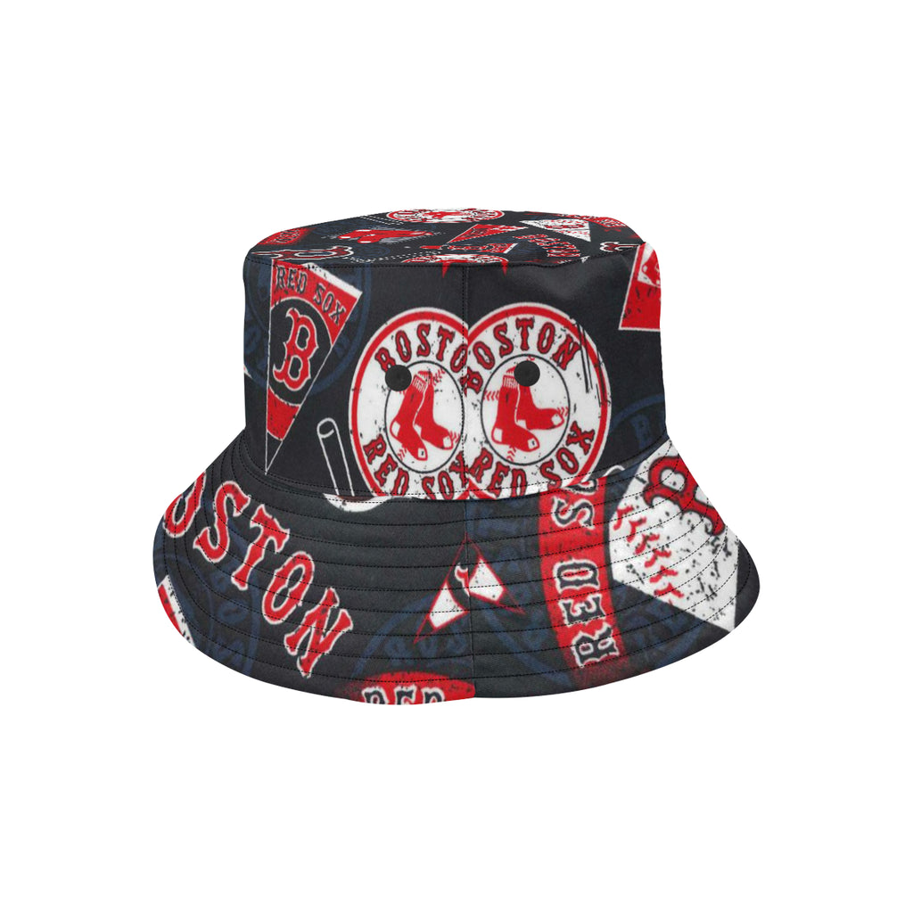 Boston Red Sox Bucket Hat