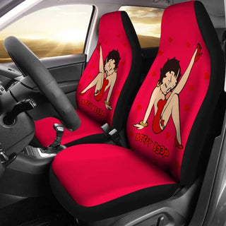 Betty Boop Car Seat Covers