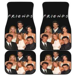 Friends TV Show Poster Car Floor Mats