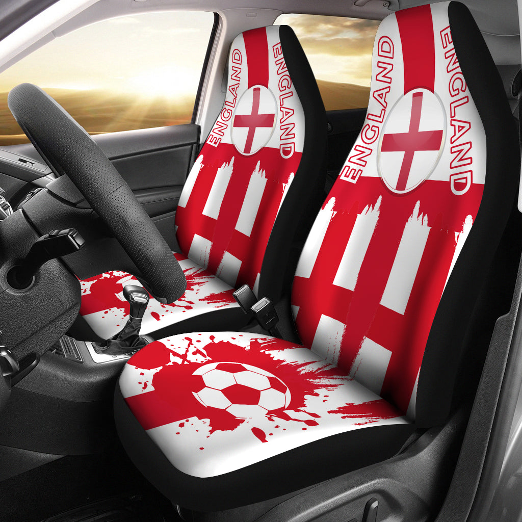 England Car Seat Covers