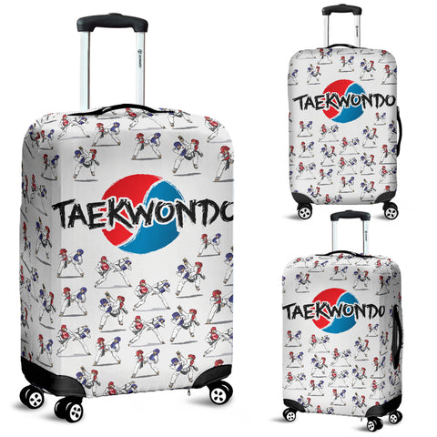 Taekwondo Luggage Covers