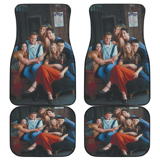 Friends TV Show All CharactersPoster Car Floor Mats