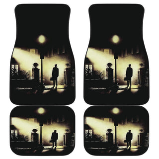 The Exorcist Poster Car Floor Mats