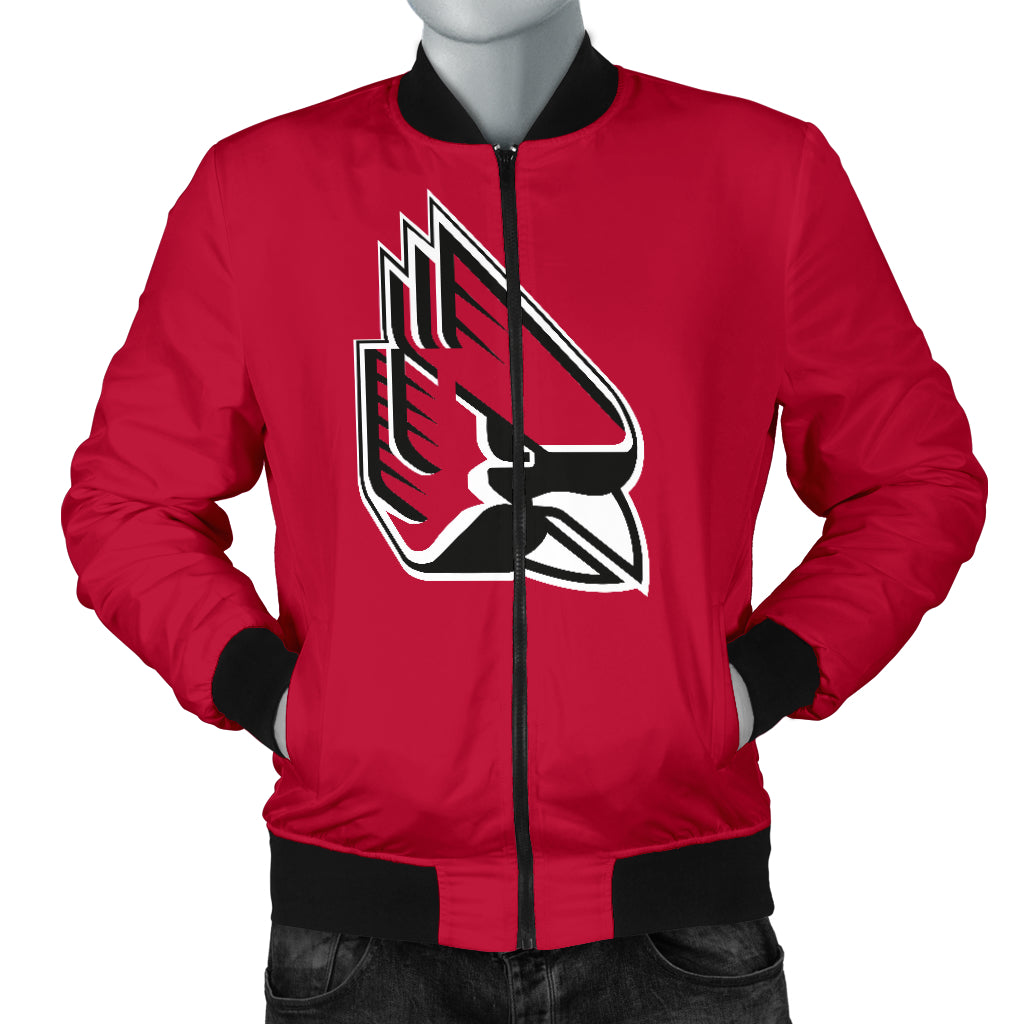 Ball State Cardinals Bomber Jacket for Men