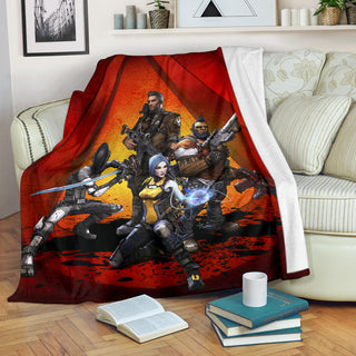 Borderlands Blanket