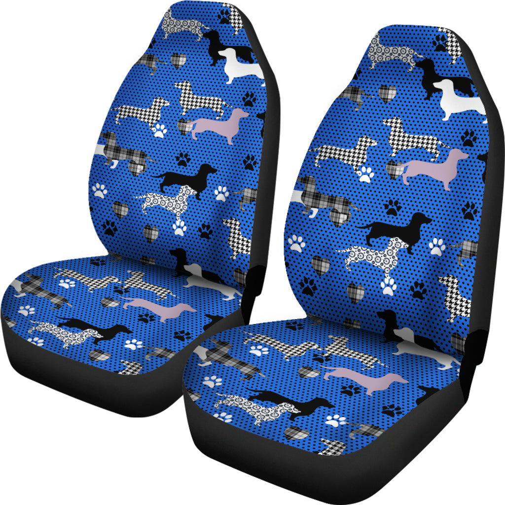 Dachshund Car Seat Cover