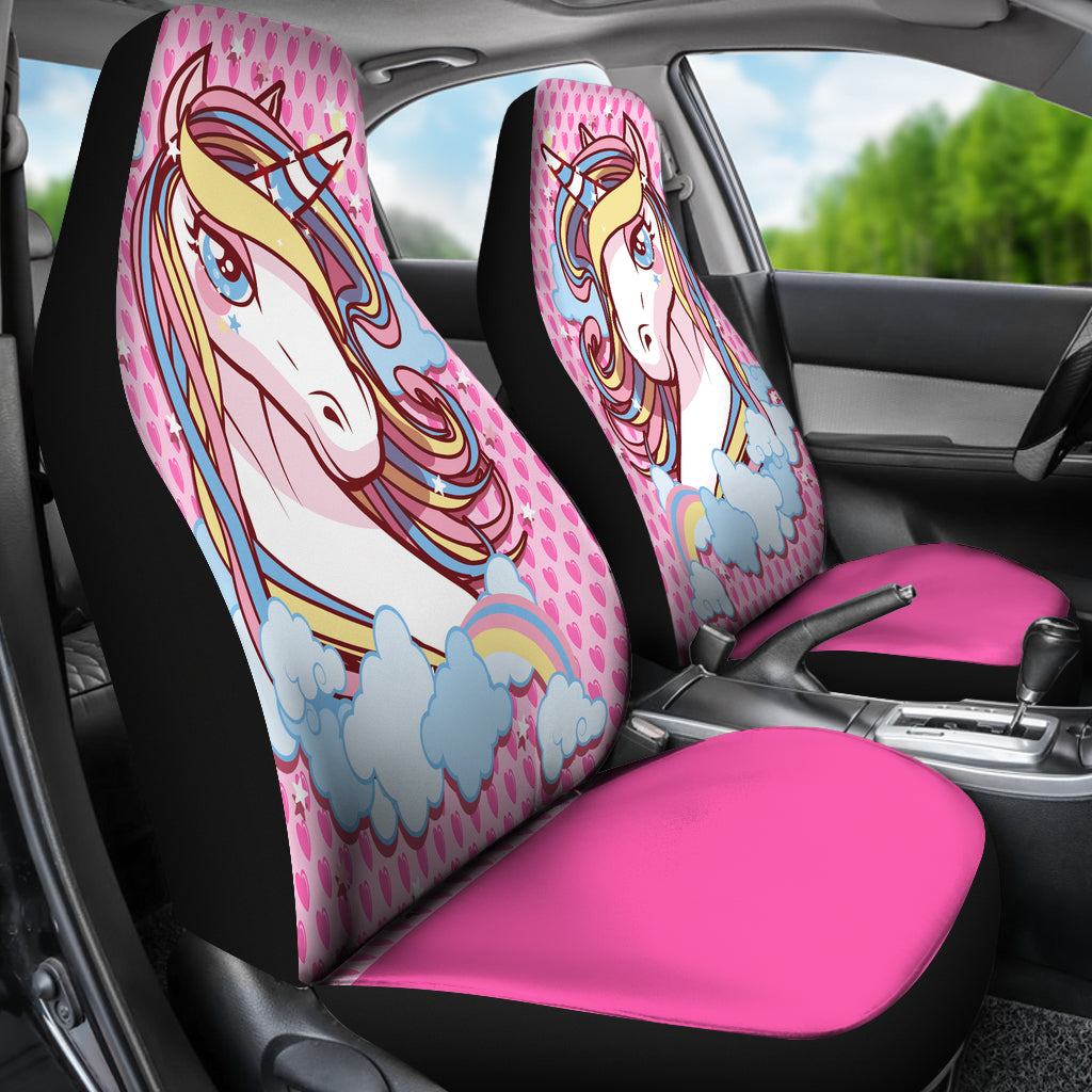 Unicorn Car Seat Covers